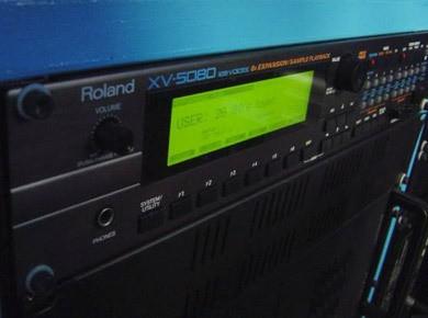Test du Roland XV-5080