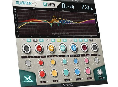 Test du SoundRadix Surfer EQ
