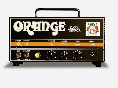 Test de l'Orange Dark Terror