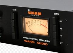 Test du Warm Audio WA76