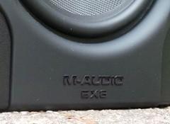 Test des enceintes de monitoring M-Audio BX8 D3
