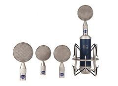 Test du kit de micros Blue Microphones Bottle Rocket Mic Locker