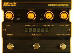 Test de la Markbass Super Synth
