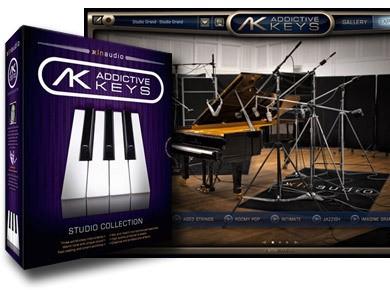 Test du XLN Audio Addictive Keys