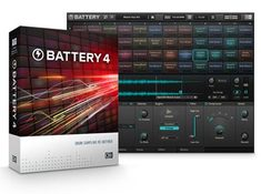 Test du Native Instruments Battery 4