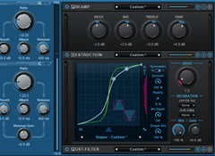 Test du plug-in de distorsion Destructor de Blue Cat Audio