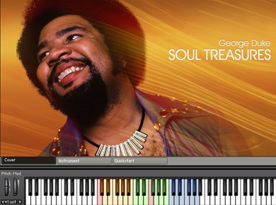 Test du Native Instruments George Duke Soul Treasures