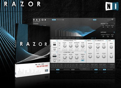Test du Native Instruments Razor