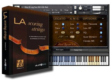 Test de l'Audiobro LA Scoring Strings 2