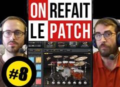 On refait le patch #8 : Test du Groove Agent 4 de Steinberg