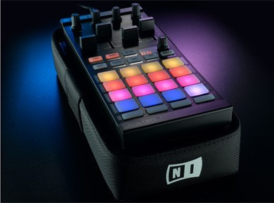 Test du Native Instruments Traktor Kontrol F1