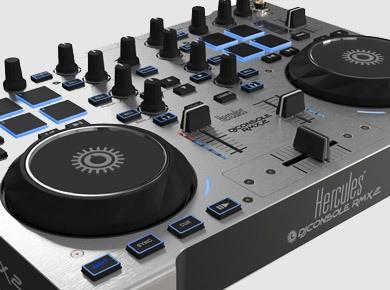 Test du contrôleur Hercules DJConsole RMX 2