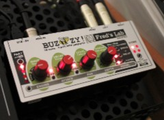 Test du synthétiseur Fred's Lab Buzzzy