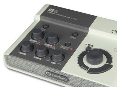 Test de l'interface audio USB Steinberg CI 2