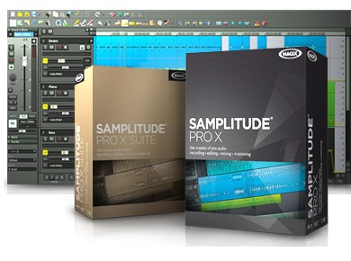 Test du Magix Samplitude Pro X