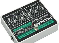 Test de l'Electro-Harmonix Bass Micro Synthesizer