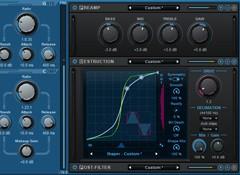 Test du plug-in de distorsion Destructor de Blue Cat Audio