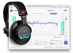 Test du Sonarworks Headphone Calibration