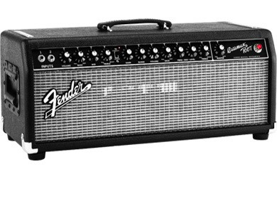 Test de la tête Fender Bassman Pro 100T