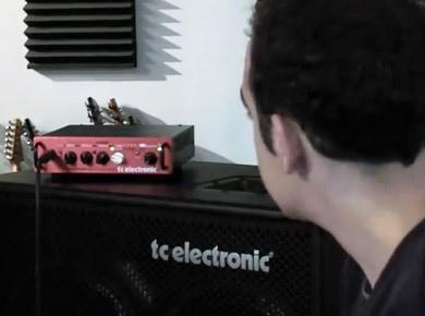 Vidéo du test de la TC Electronic BH250 par 7 AFiens