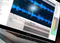 Test de l'éditeur audio numérique Magix Sound Forge Pro Mac 3