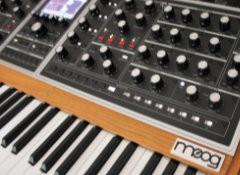 Test du synthétiseur Moog One