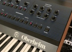 Test du synthétiseur analogique Oberheim OB-Xa