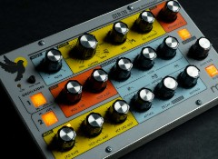 Test du synthétiseur Moog Music Sirin
