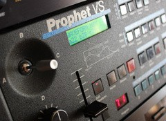 Test du synthétiseur hybride Sequential Circuits Prophet-VS