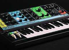 Test du synthétiseur Moog Grandmother