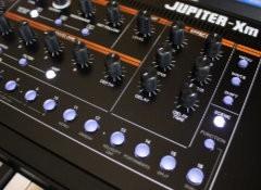 Test du synthétiseur Roland Jupiter-Xm