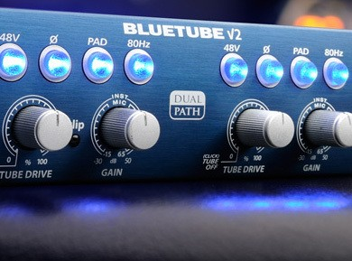 Test du PreSonus BlueTube DP V2