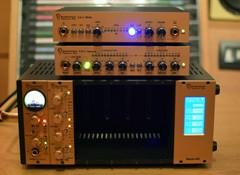 Test des processeurs Fredenstein VAS Compressor, VAS Mic Pre, F603 EQ et F609 Mic Pre
