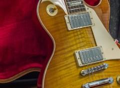 Test de la guitare Gibson Original Les Paul Standard 60's