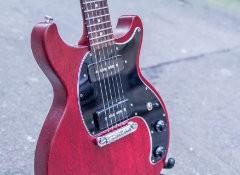 Test de la guitare Gibson Les Paul Special Tribute DC