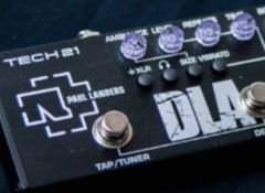 Test du multi-effets Tech 21 PL1 Paul Landers Signature Fly Rig