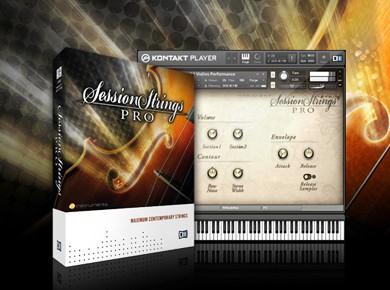 Test du Native Instruments Session Strings Pro