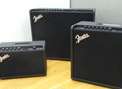 Test des amplis Fender Mustang GT40, GT100, et GT200