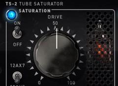 Test du Wave Arts Tube Saturator 2