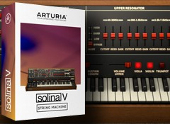Test de l'Arturia Solina V
