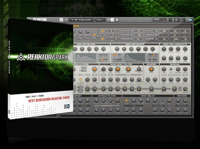 Test du Native Instruments Reaktor Spark