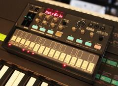 Test du synthétiseur Korg Volca FM