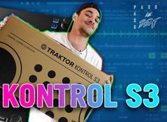 Mixer avec le nouveau Traktor Kontrol S3