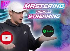Faire un mastering pour YouTube et Spotify !