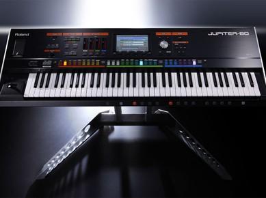 Test du Roland Jupiter-80