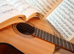 Les méthodes pour guitariste débutant