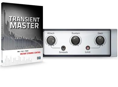 Test du Native Instruments Transient Master