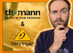 Tout sur le partenariat entre Behringer et Thomann