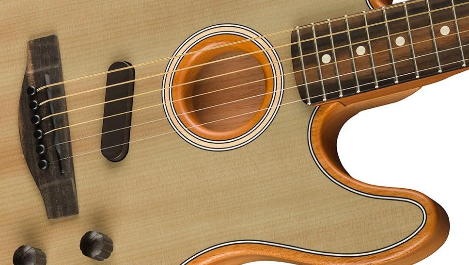 Fender lance l'Acoustasonic Telecaster au NAMM