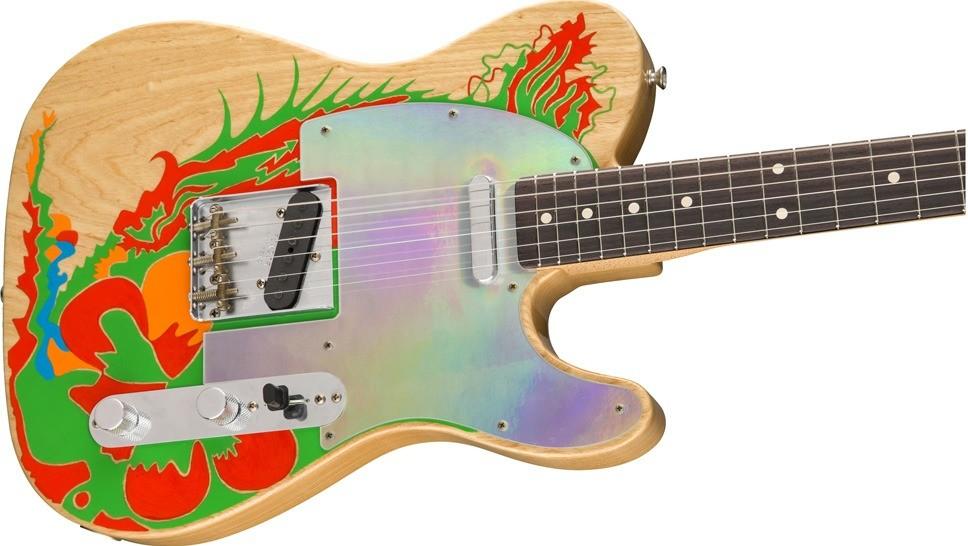 Fender révèle au NAMM les Telecaster Jimmy Page